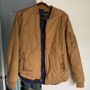 Modern Amusement Bomber Jacket Size Medium